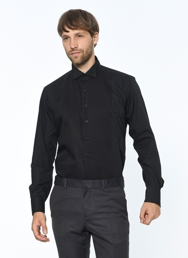 Altınyıldız Classics Gömlek Siyah